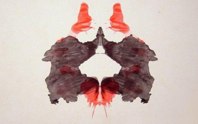 Imagen de Test Rorschach. Wikimedia commons