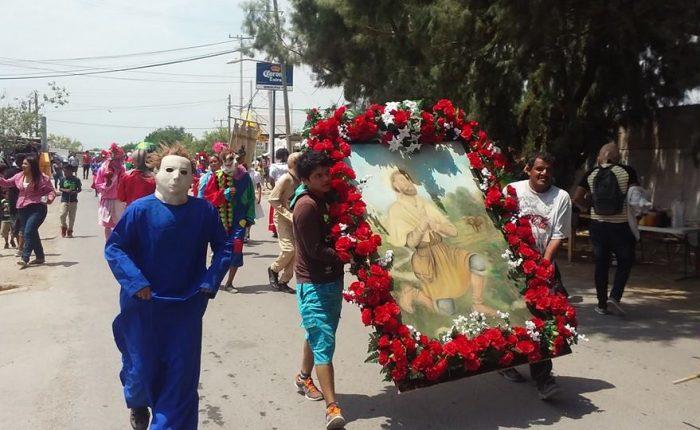 La Partida, Coahuila, 15 de mayo de 2016